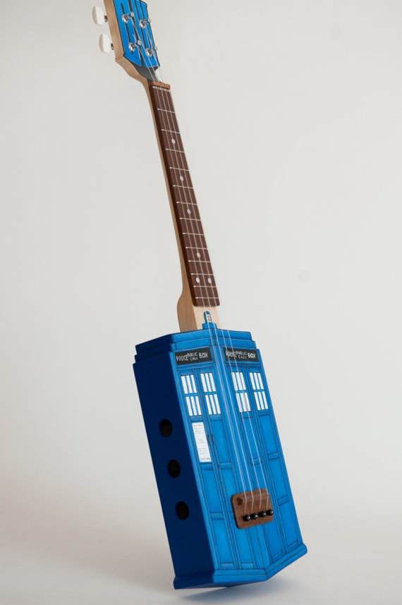 tardis ukulele1