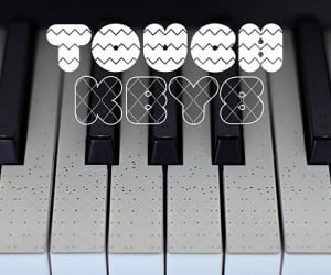 TouchKeys Multitouch Keyboard Kit: More Control at Your Fingertips