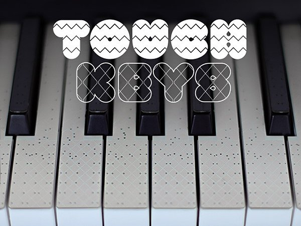 touchkeys multitouch keyboard kit