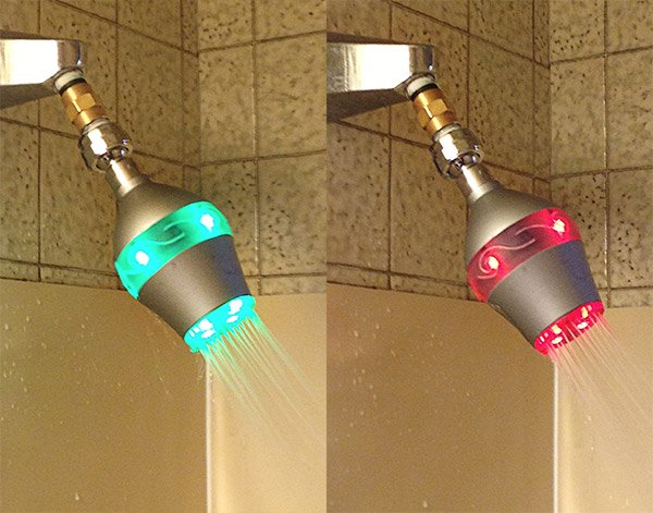 Uji Shower Head Compels You to Take Shorter Showers