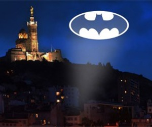 The City of Marseille Needs Batman