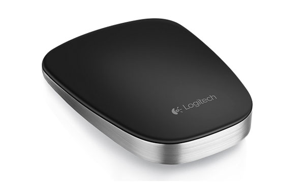 Logitech Ultrathin Touch Mouse: a Three Button Mouse without Buttons