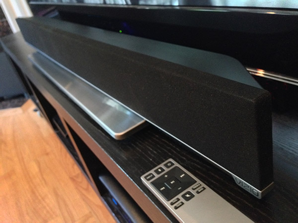 Vizio S3821 2 1 Soundbar Review Packs A Punch For The Price
