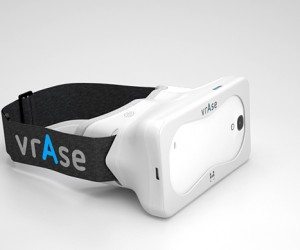 vrAse Smartphone-powered VR Headset: Virtual Reality, Actual Savings