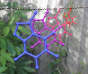 3d printed molecule jewelry by mixee labs 2 300x250