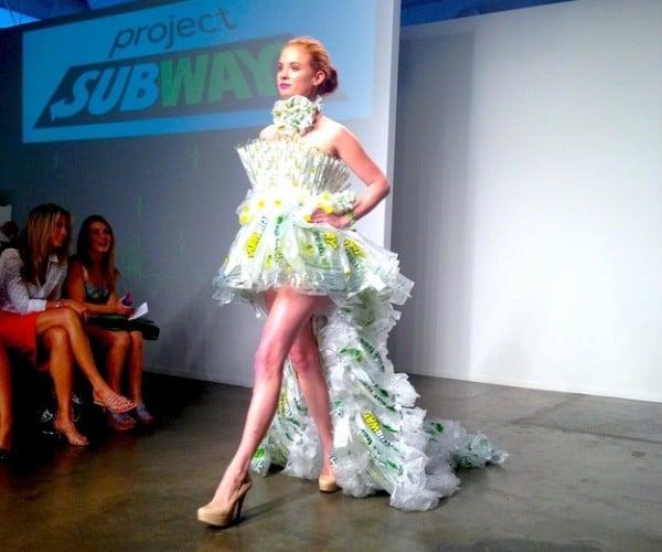 Project Subway: Fast Food Fashion