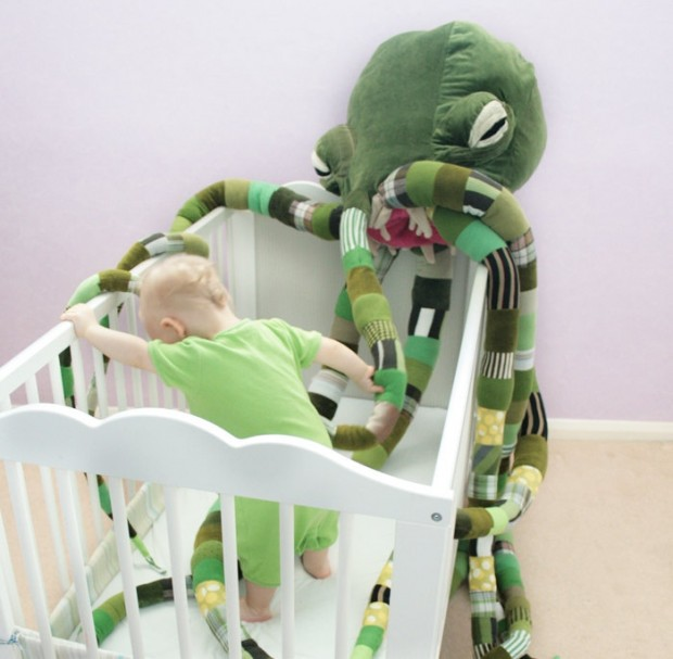 Cthulhu Plush Toy 620x607