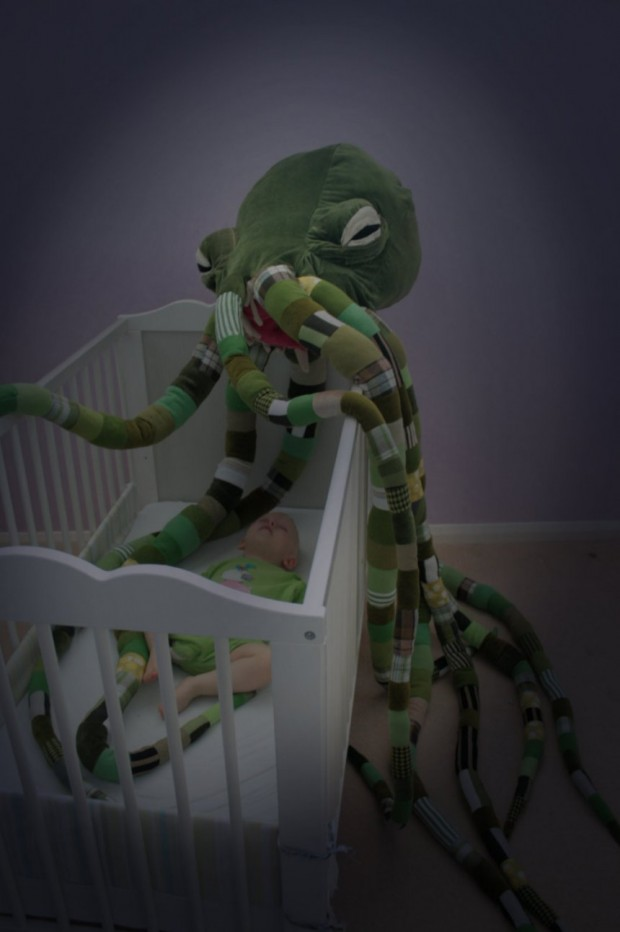 Cthulhu Plush Toy3