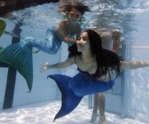 Want to Be a Mermaid? There's a School For That