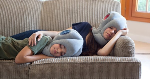 Ostrich Pillow Junior1