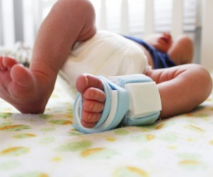 Owlet Baby Bootie Lets You Monitor Your Baby's Vitals from Your Smartphone