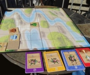 Robot Turtles Board Game Introduces Kids to the World of Programming