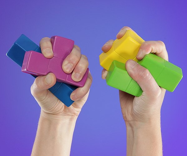 Tetris Stress Blocks: Tetris Stresses You out, Then Takes It Away