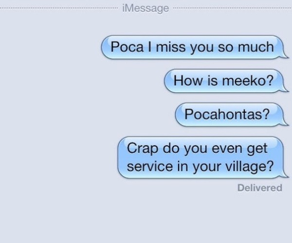 Texting Disney Princesses6