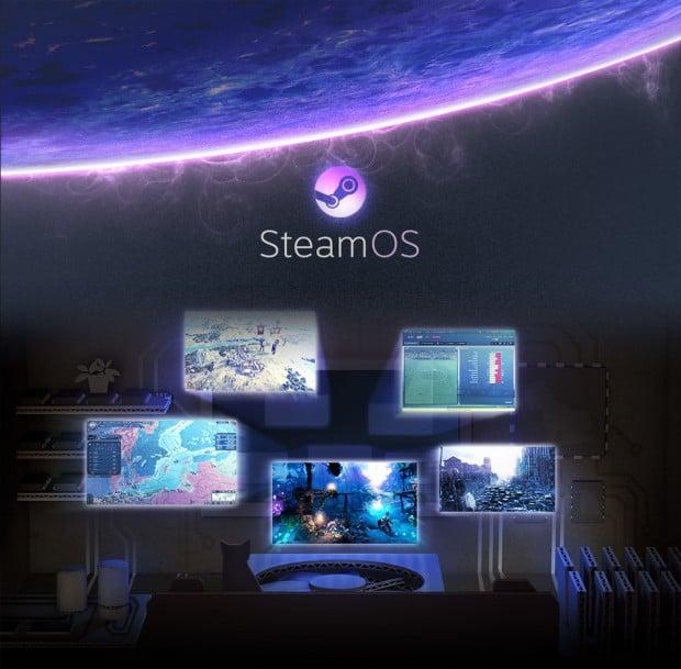 Valve steamOS 620x609