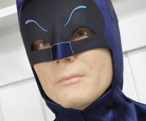 Detailed Batman Cowl Replica: Will the Real Adam West Please Stand up?