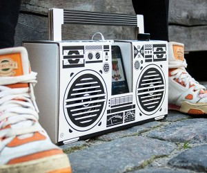 Berlin Boombox Now Available: Paper Power!