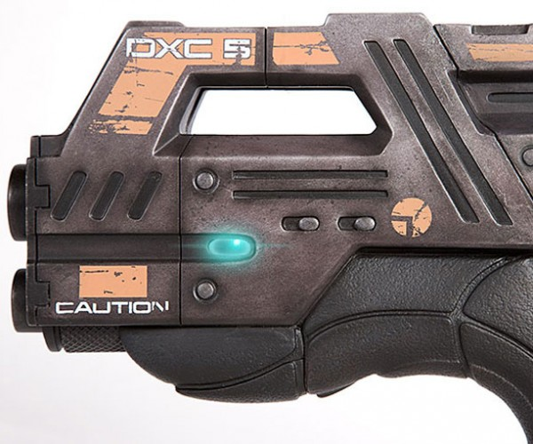Mass Effect M-6 Carnifex Replica Pistol Is a Krogans Best Friend