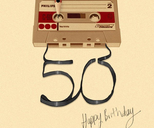 The Cassette Tape Celebrates Its 50th Birthday