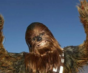 Chewbacca Actor Gets New Knees and Hopes to Walk Again