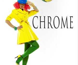 chrome girl 300x250