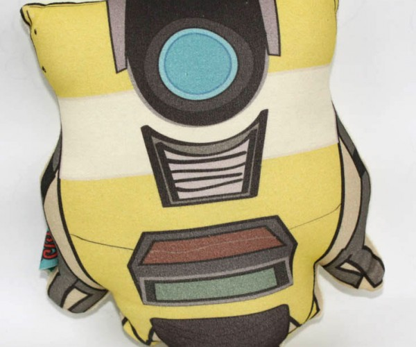 Borderlands Claptrap Pillow: Lay on Me Minion!