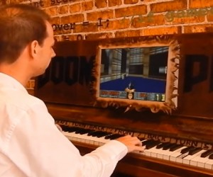 Piano Used to Play Doom: Survival in D Major