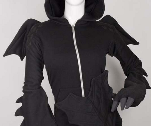 Dragon Hoodies Look Like No Hoodie (and No Dragon) You've Ever Seen
