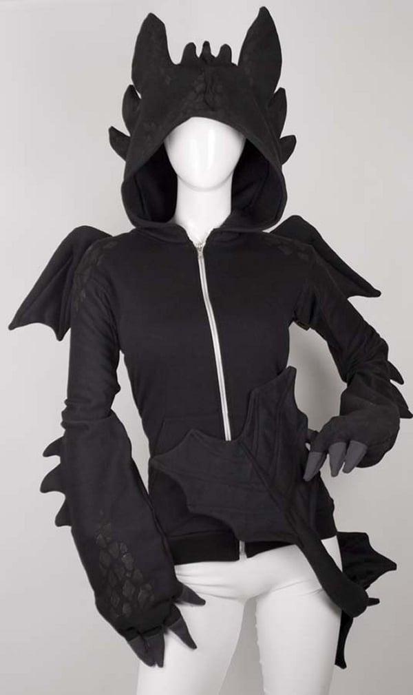 dragon hoodie