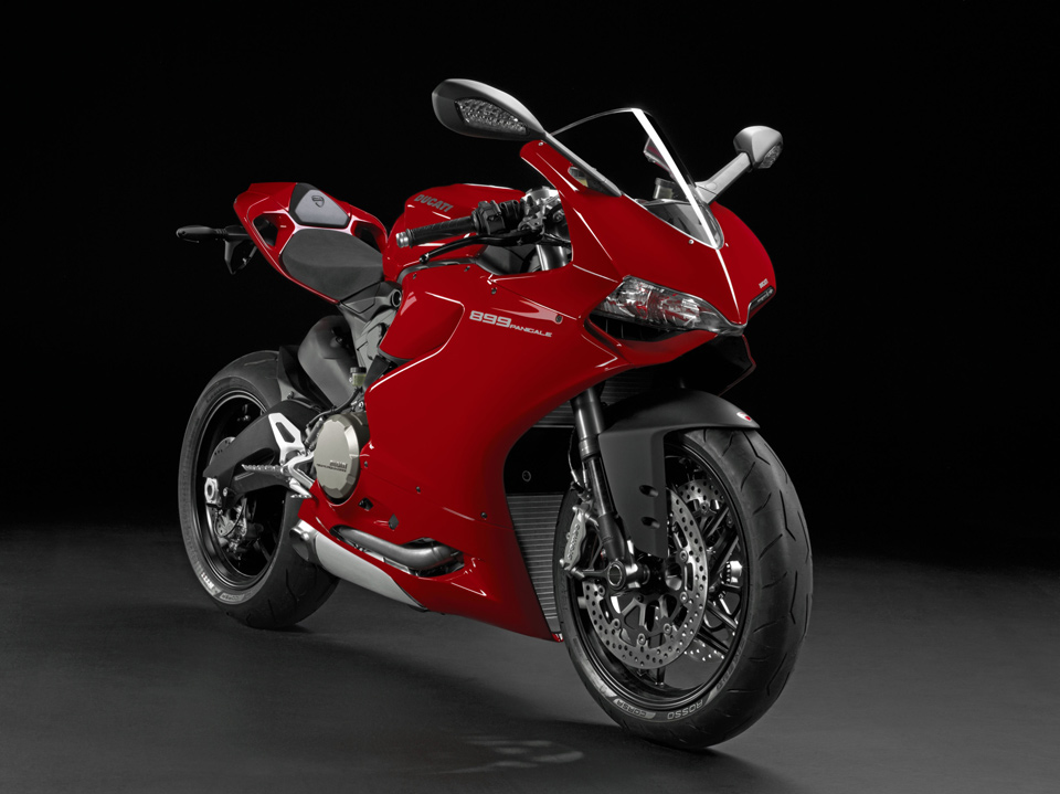 Ducati  Panigale New