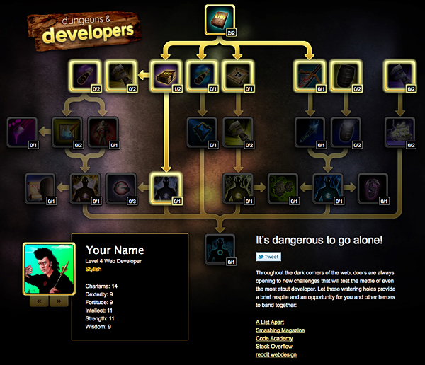 dungeons-and-developers
