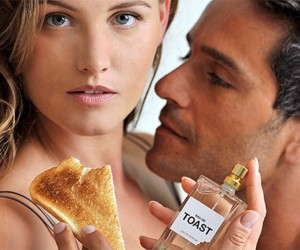 Smell Like Breakfast: Toast Perfume