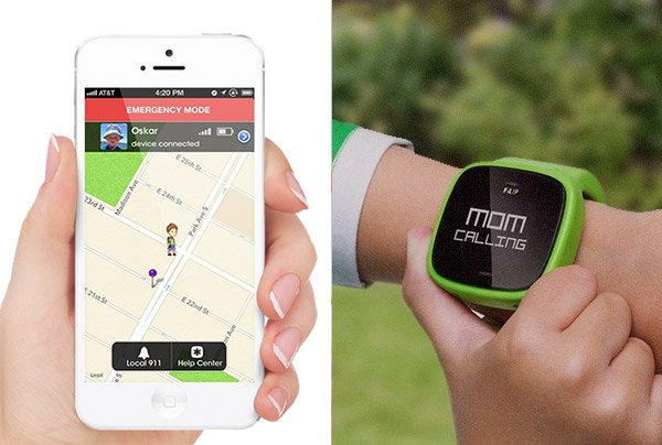 filip gps watch
