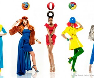 If Girls Were Internet Browsers