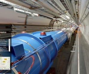 Google Street View Lets You Visit CERN without Colliding with Anyone
