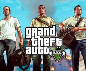 Grand Theft Auto V Jacks Global Sales Record from Take-Two Interactive