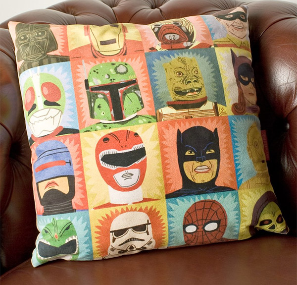 hero cushion