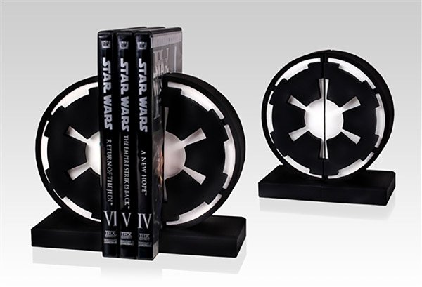 imperial bookends