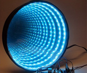 DIY Infinity Mirror: to Infinty, and Beyond