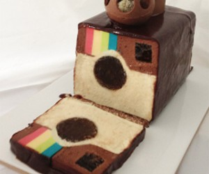 Instagram Cake: Take a Picture, It'll Last Longer