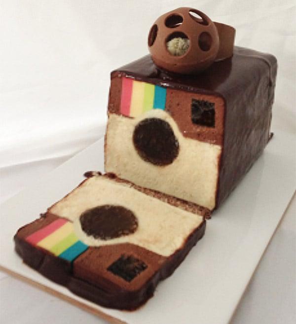 instagram cake 1