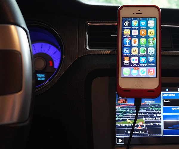 iOauto Pro Car Mount Review: Yeah, Magnets!