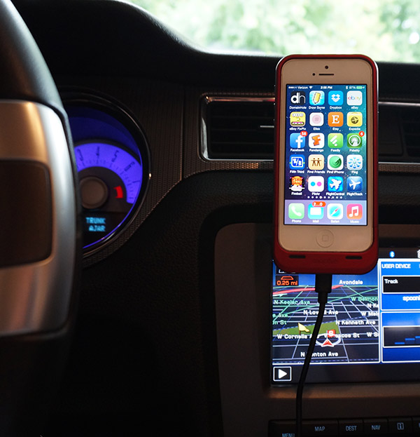 iOauto Pro Car Mount Review: Yeah, Magnets! - Technabob