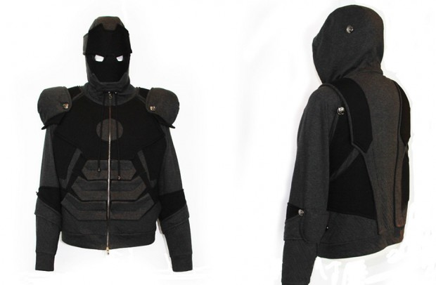 iron man suit hoodie by i am knight 620x406