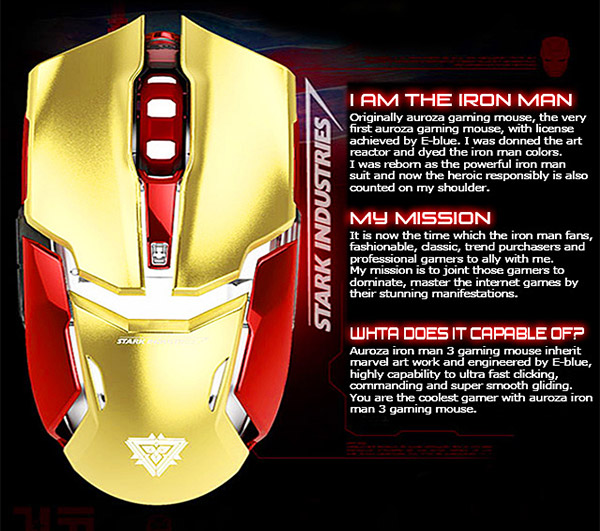 iron man mouse 1