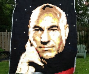 Picard Quilt: Make it Sew