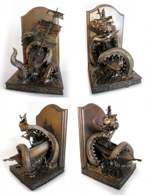 kraken bookends 3 620x826