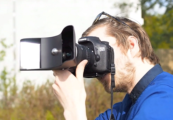 Kúla Deeper Lets You Take 3D Photos and Videos with Any DSLR Camera: 3DSLR