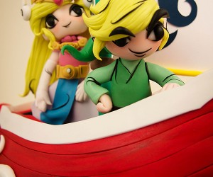legend of zelda wind waker cake by nerdache cakes 5 300x250