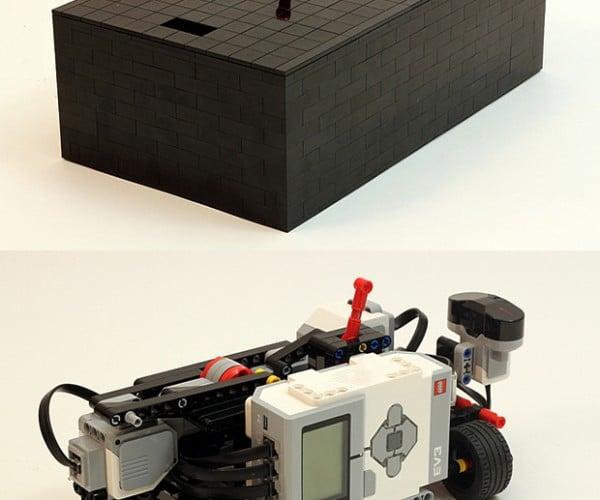 LEGO Useless Machine: Mindtroll